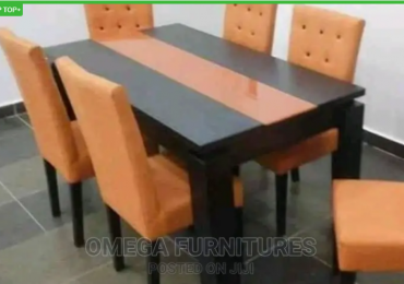 6 Seaters Dinning Chairs Set