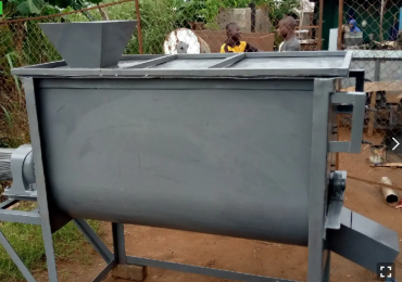 Fish Feed And Animal Feed Wet Mixer